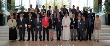 CAIA attending the Responsible Care® Leadership Group meeting in Dubai