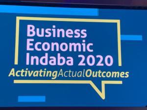 Business Economic Indaba