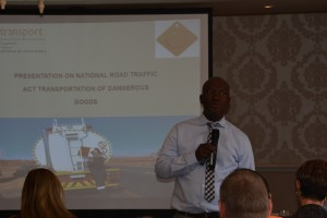 Multimodal Transportation of Dangerous Goods Seminar5