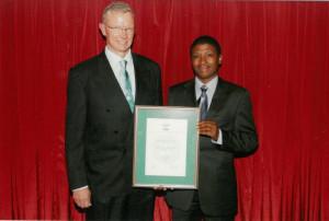 RC Award Finalist 2007 Degussa Peroxide Africa