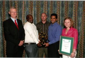 RC Award Winner 2008 Sasol Polymers Monomers