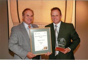 RC Haulier Award Winner 2011 Manline Energy