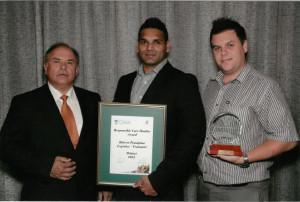 RC Haulier Award Winner 2012 Bidvest Panalpina Logistics - Transport